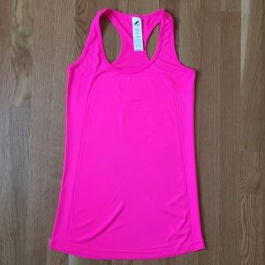 🌸3for$15 Hot Pink Workout Tank NWOT
